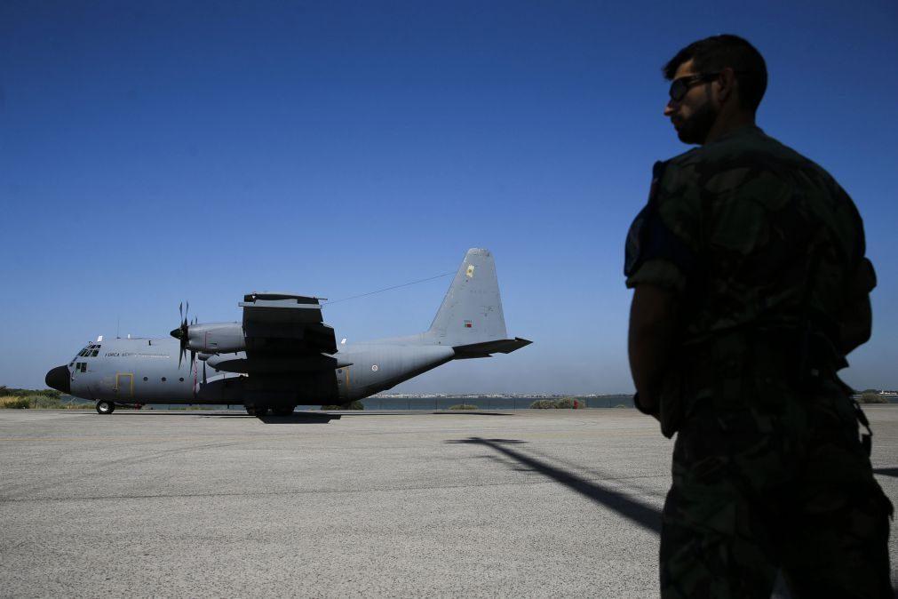 Deslocalizar Força Aérea do Montijo custará 130 milhões de euros