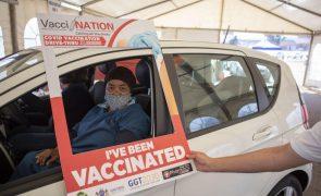 Covid-19: PR sul-africano diz que funcionários podem recusar vacina por motivos médicos e constitucionais