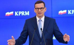 PM polaco pede à UE para não dar lições de democracia ao seu país