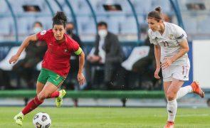 Cláudia Neto anuncia retirada da seleção de futebol de Portugal