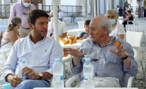 Autárquicas: Líderes do PSD e do CDS-PP mais confiantes na vitória depois de debate em Lisboa
