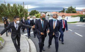 Açores assinalam hoje 45 anos de autonomia com a presença do Presidente da República