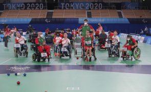 Paralímpicos: Portugal sem medalhas nas competições de boccia