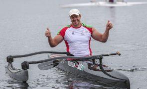 Marcelo felicita canoísta Norberto Mourão pelo bronze nos paralímpicos