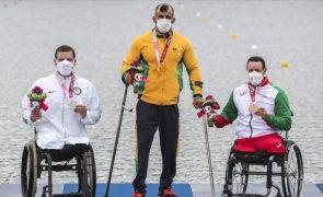 PM felicita Norberto Mourão pelo bronze na canoagem