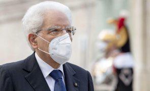 Itália pede maior responsabilidade da UE perante as crises internacionais