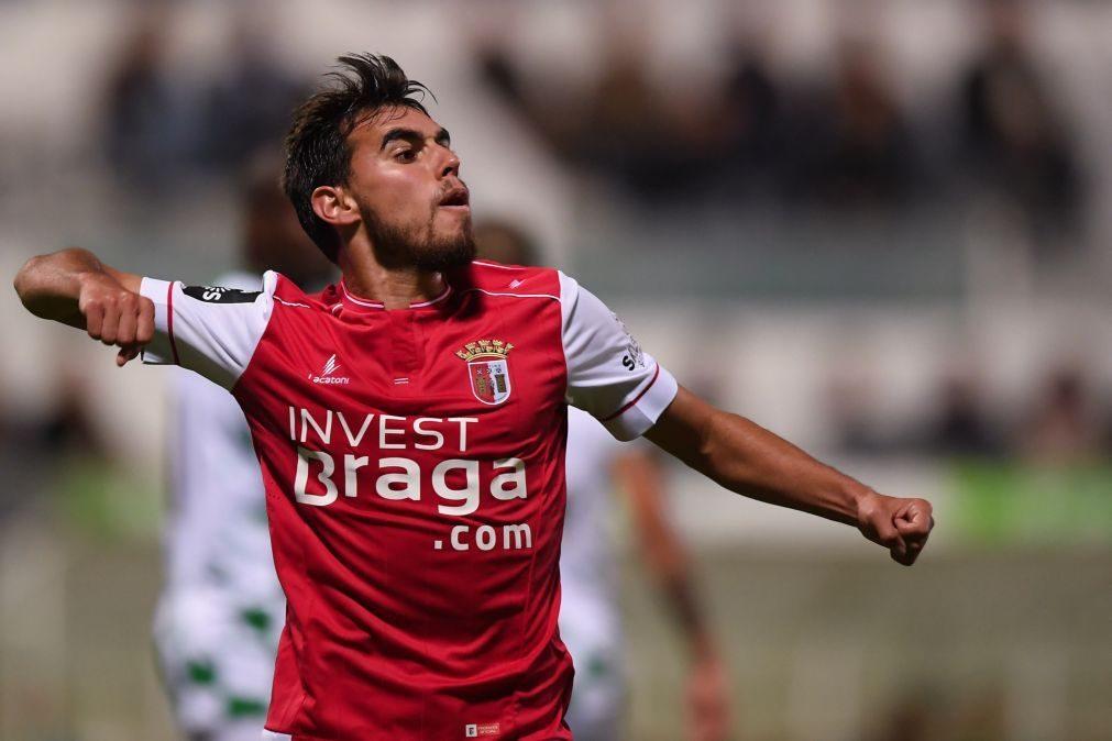Ricardo Horta vai reforçar definitivamente o Sporting de Braga
