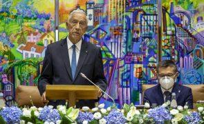 PR admite que processo autonómico dos Açores e da Madeira pode ser aprofundado