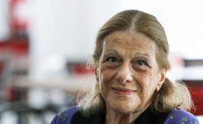 Hélia Correia lamenta iniciativa literárias que apenas servem para exibir escritores