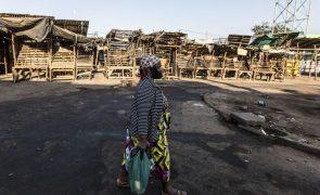 Covid-19: Moçambique com cinco mortes, 354 novas infeções e 991 recuperados