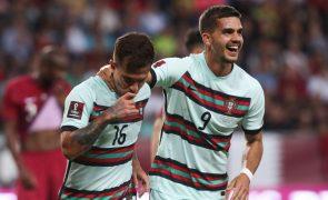 Mundial2022: Portugal vence Qatar em jogo de preparação