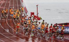 Portugal fecha Jogos Paralímpicos com sexto e oitavo lugares na maratona