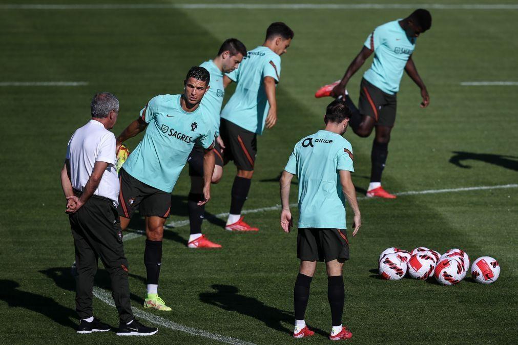 Mundial2022: Portugal deixa Hungria rumo ao Azerbaijão e já treinará em Baku