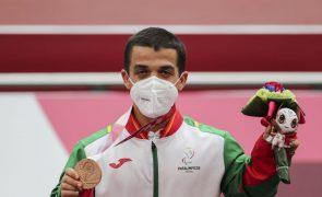 Portugal sai de Tóquio com dois bronzes e 23 diplomas nos Paralímpicos