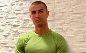 Twitter Ronaldo tem milhares de fãs, mas só segue 57 pessoas. Saiba quem são os sortudos