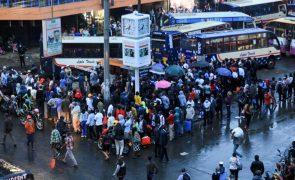 Covid-19: África com mais 545 mortes e 21.632 infetados nas últimas 24 horas