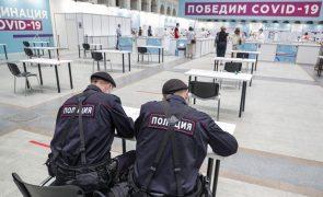 Covid-19: Rússia ultrapassa os sete milhões de infetados desde o início da pandemia