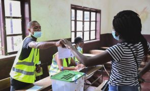São Tomé/Eleições: Primeiro-ministro espera