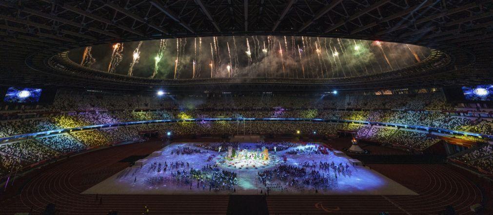 Paralímpicos: Tóquio enaltece diversidade e inclusão no 'até já' a Paris2024