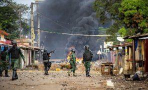 Guiné-Bissau reforça segurança na linha da fronteira leste e sul com a Guiné-Conacri