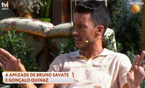 Bruno Savate contra-ataca Ruben Rua em direto: