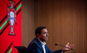 Rui Jorge admite que a Bielorrússia pode criar problemas aos sub-21 portugueses