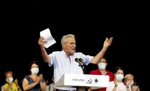Avante!: Jerónimo encerra rentrée criticando os