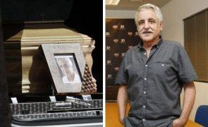 Igor Sampaio. As fotos das cerimónias fúnebres no último 'adeus' ao ator