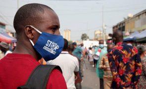 Covid-19: Mais 181 casos, 12 mortes e 48 recuperações em Angola