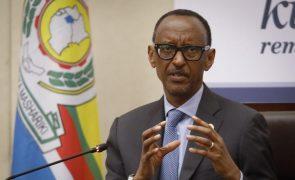 Moçambique/Ataques: PR ruandês nega que haja financiadores de apoio militar