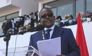 Presidente da Guiné-Bissau efetua visita de quatro dias à Bélgica e UE