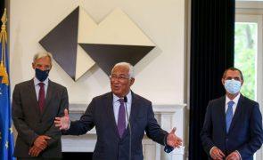 Costa exige cooperação e não concorrência entre serviços e forças de segurança