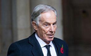 11 de setembro: Blair considera que radicalismo islâmico continua a ser ameaça