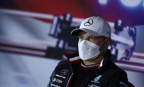 Valtteri Bottas confirmado na Alfa Romeo a partir de 2022