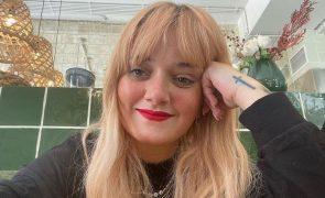 Carolina Deslandes ponderou fazer pausa na carreira