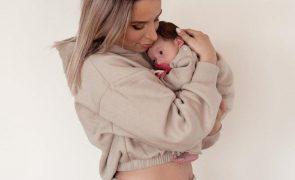 Helena Coelho exibe abdominais cinco meses após ter sido mãe [vídeo]