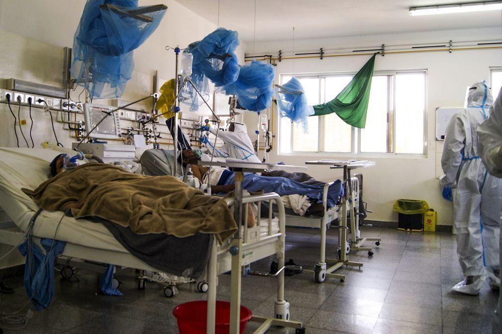 Covid-19: Moçambique regista mais três mortos e 131 novos casos em 24 horas