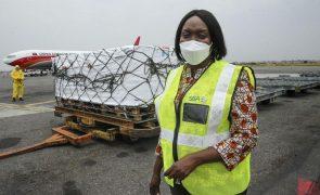 Covid-19: Angola regista mais 134 casos e 12 mortes