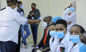 África ultrapassou hoje as 200 mil mortes por covid-19