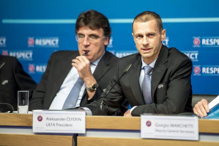 UEFA congratula-se com alargamento do Mundial de futebol a 48 seleções