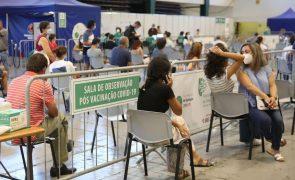 Covid-19: Madeira já vacinou 75% da população residente