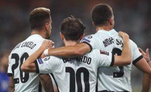 Mundial2022: Portugal ganha no Azerbaijão e é líder provisório do Grupo A