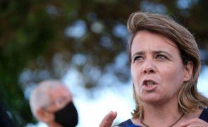 Catarina Martins diz que ainda não se sabe nada do desdobramento de escalões do IRS