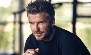 Rabo do ex-jogador David Beckham está a incendiar a Internet: