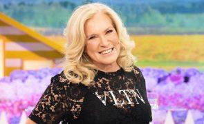 Teresa Guilherme regressa à TVI após ter sido afastada do Big Brother