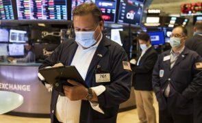 Receios de desaceleração da retoma travam ganhos em Wall Street