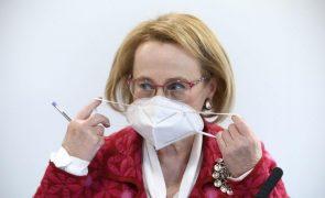DGS recomenda uso de máscara em eventos no exterior e no recreio das escolas