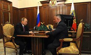 Ministro russo morre enquanto tentava salvar uma pessoa no Ártico