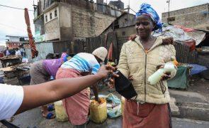 Covid-19: África regista mais 696  mortes e 19.663 novos casos nas últimas 24 horas