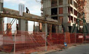 Custos de construção de habitação nova sobem 6,6% em julho
